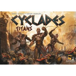 Cyclades Titans - Cover