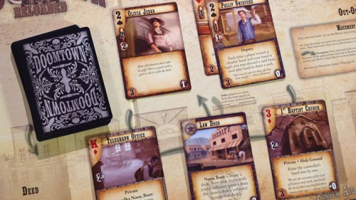 Doomtown – Cards