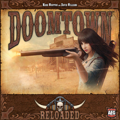 Doomtown - Cover