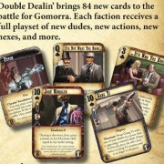 Doomtown Reloaded Double Dealin - Cards