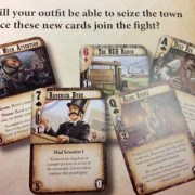 Doomtown Reloaded New Town, New Rules - Cards