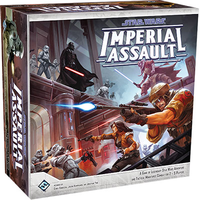 Imperial Assault – Cover