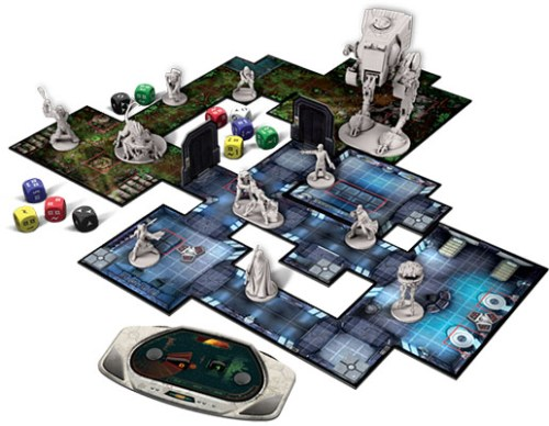 Imperial Assault – Gameplay