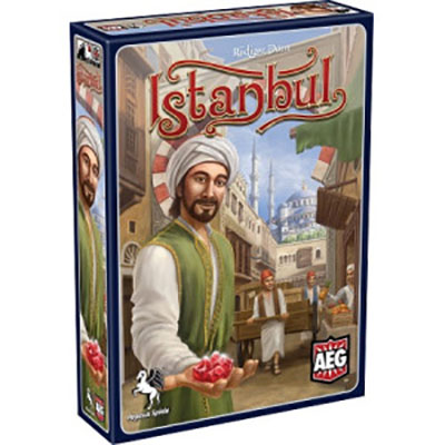 Istanbul – Cover
