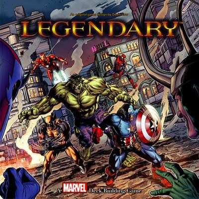 Legendary – Cover