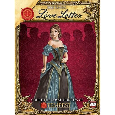 Love Letter - Cover