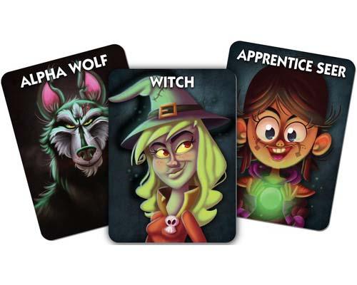 One Night Ultimate Werewolf Daybreak – Cards