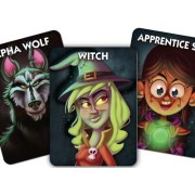 One Night Ultimate Werewolf Daybreak - Cards