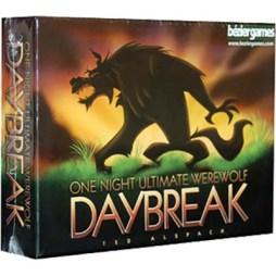 One Night Ultimate Werewolf Daybreak - Cover