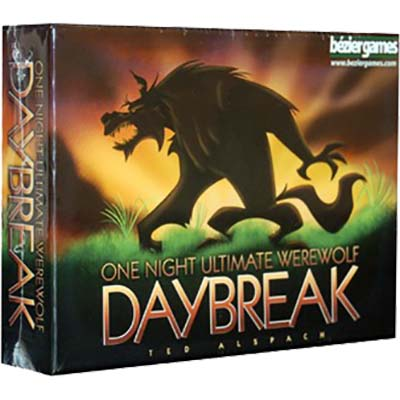 One Night Ultimate Werewolf Daybreak - Cover