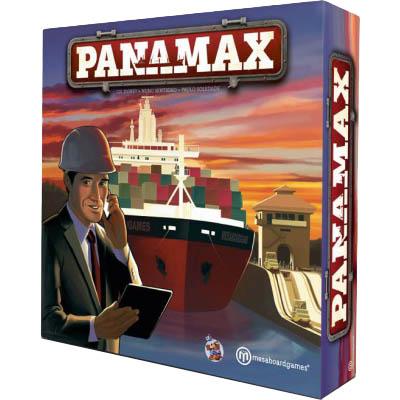Panamax – Cover