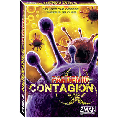Pandemic Contagion - Full Cover