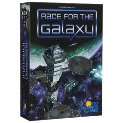 Race for the Galaxy - Cover