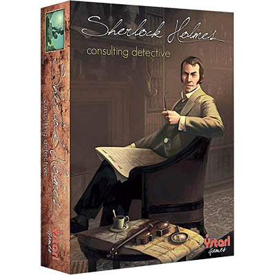 Sherlock Holmes - Cover