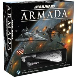 Star Wars Armada - Cover