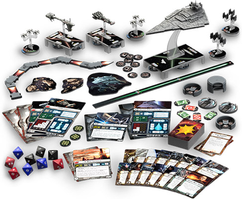 Star Wars Armada – Overview