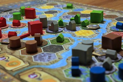 Terra Mystica – Zoomed View