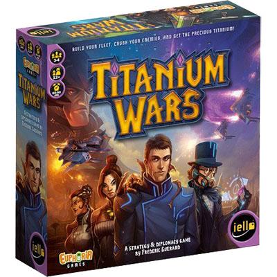 Titanium Wars - Full Cover