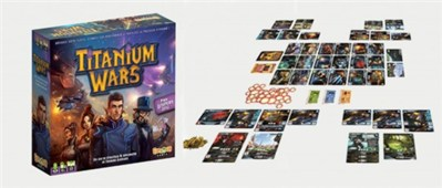 Titanium Wars – Overview