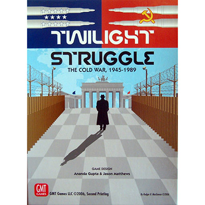 Twilight Struggle - Cover