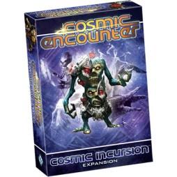 Cosmic Encounter Cosmic Incursion - Cover