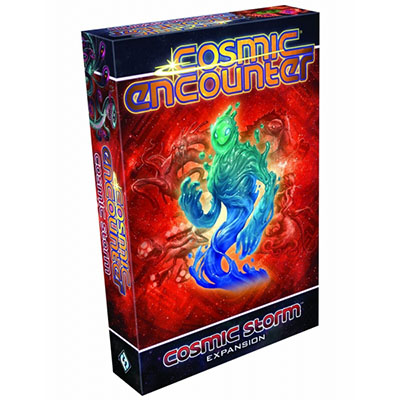 Cosmic Encounter Cosmic Storm - Cover