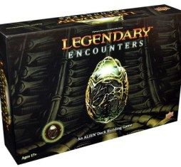 Legendary Encounters - Cover