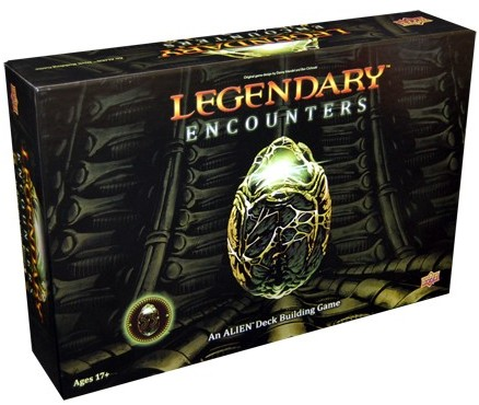 Legendary Encounters - Cover