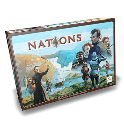Nations - Cover