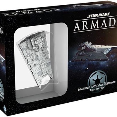 Armada Gladiator - Cover