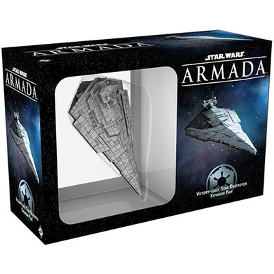 Armada Vicory Class Star Destroyer - Cover