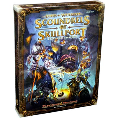 Lords of Waterdeep Scoundrels - Cover
