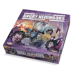 Zombicide Angry Neighbours Expansion - Cover