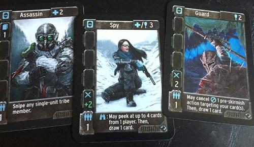 Arctic Scavengers – Cards