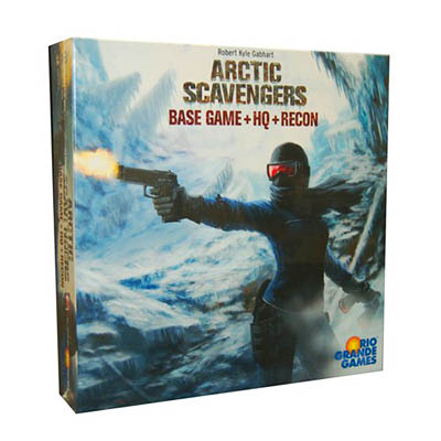 Arctic Scavengers – Cover