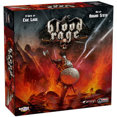 Blood Rage – Cover