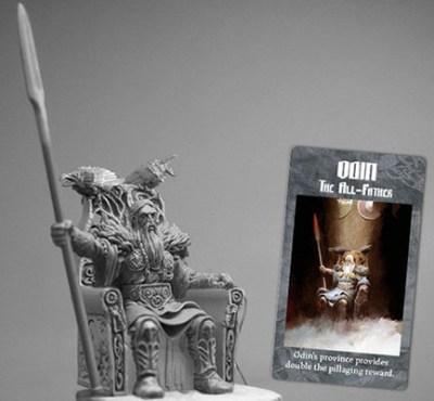 Blood Rage Gods of Asgard – Odin