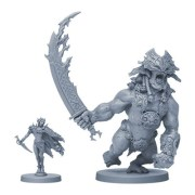 Blood Rage - Miniatures