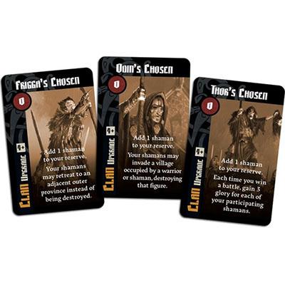 Blood Rage Mystics of Midgard – Upgrades