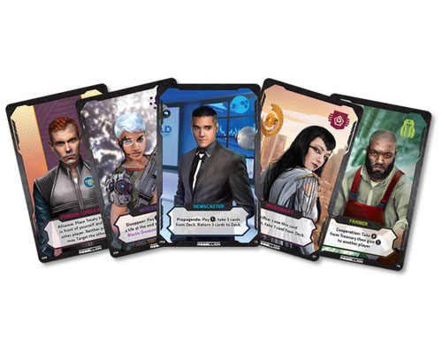 Coup Rebellion G54 – More Cards