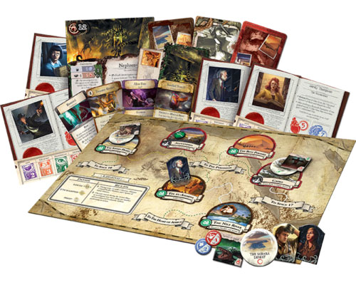 Eldritch Horror Under the Pyramids – Overview