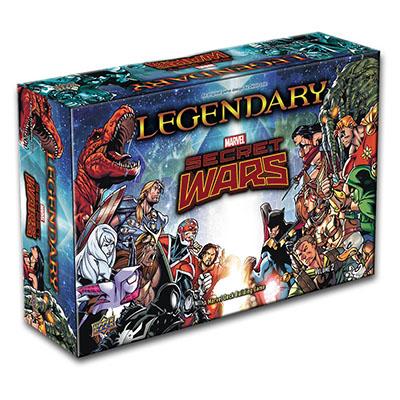 Legendary Secret Wars Volume 2 - Cover