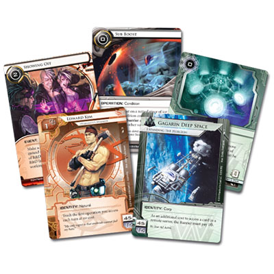 Android Netrunner – Order and Chaos – Cards