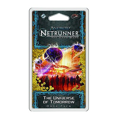 Android Netrunner – The Universe of Tomorrow