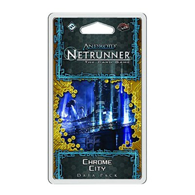 Android Netrunner – Chrome City