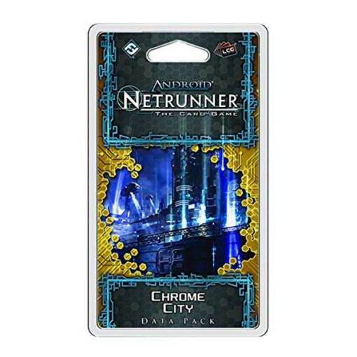 Android Netrunner - Chrome City