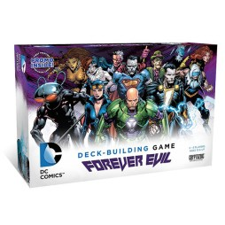 DC Deck Building Game Forever Evil - Cover