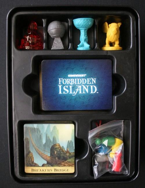 Forbidden Island – Content