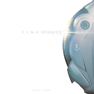 T.I.M.E Stories - Cover Flat