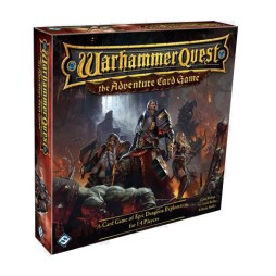 Warhammer Quest Adventure Card Game - Cover